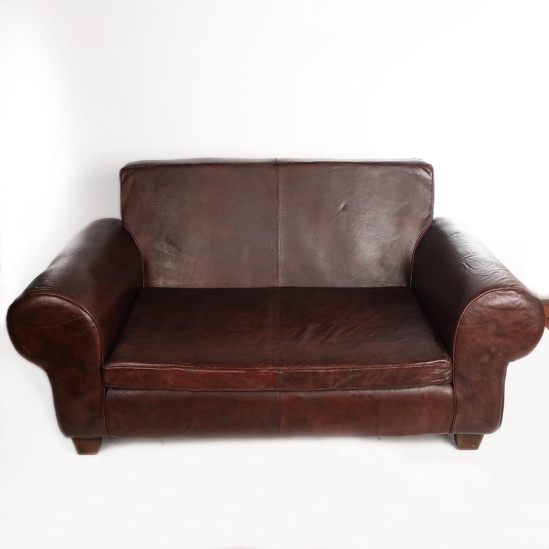 Inspirierend Alte Ledercouch Ideen Von Ledersofa Braun Echtes Leder Couch Sofa Big