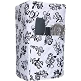Blender Cover, Dust-proof Organizer Quilted Blender Cover Kitchen Mixer Protector, Anti Fingerprint Mixer Covers,Year Around