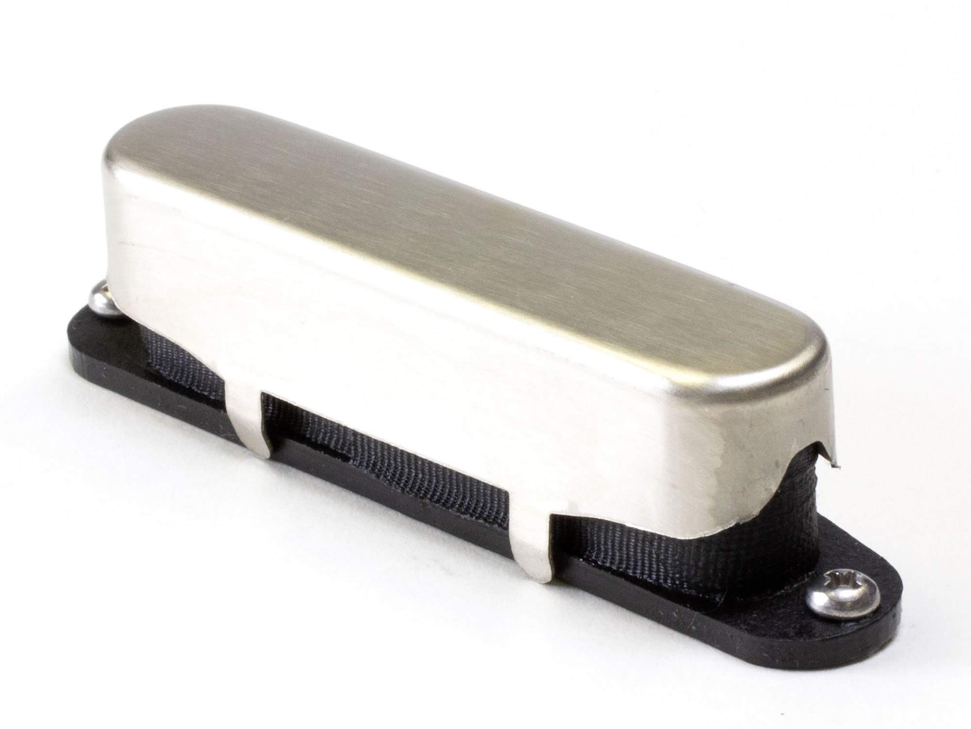 Suhr Guitars Woodshed T-Style Pickup, Neck, Raw Nickel (Matte) by ToneShaper