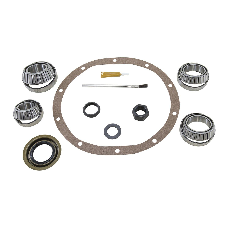 Yukon Gear /& Axle Rear Bearing Installation Kit for Chrysler 9.25 Differential BK C9.25-R