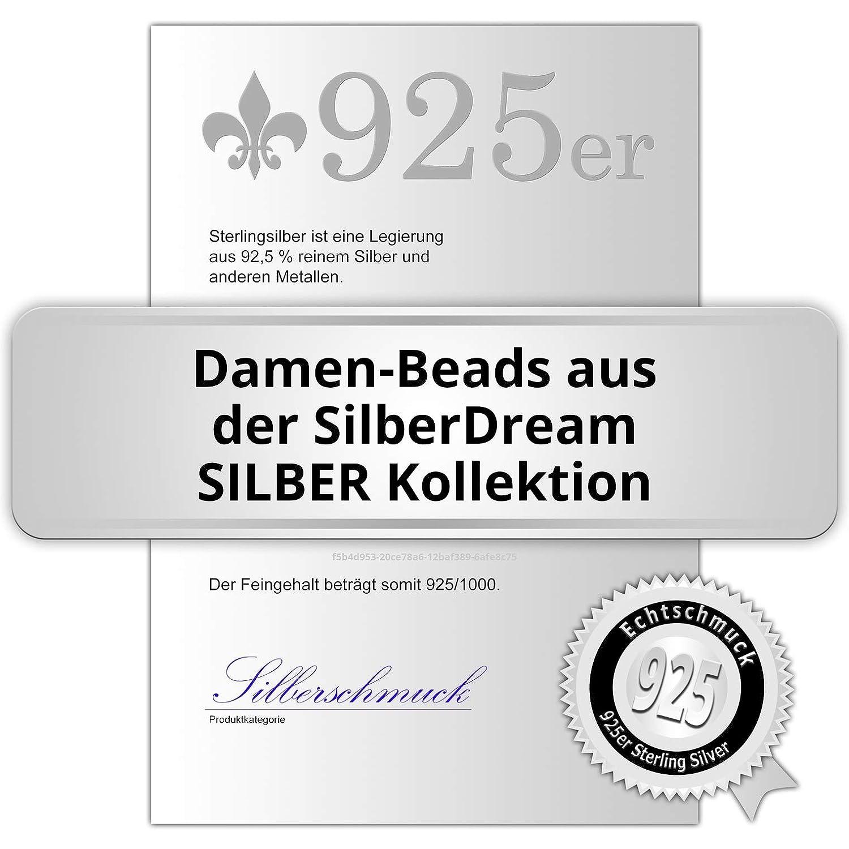 Ambre Argent Dream paillettes Drops cristaux Swarovski Shiny Argent Dream Argent Perles pour Bracelets /à breloques GSB206