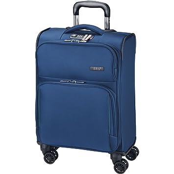 d & n Travel Line 7904 S Maleta de cabina 4 ruedas 54 cm