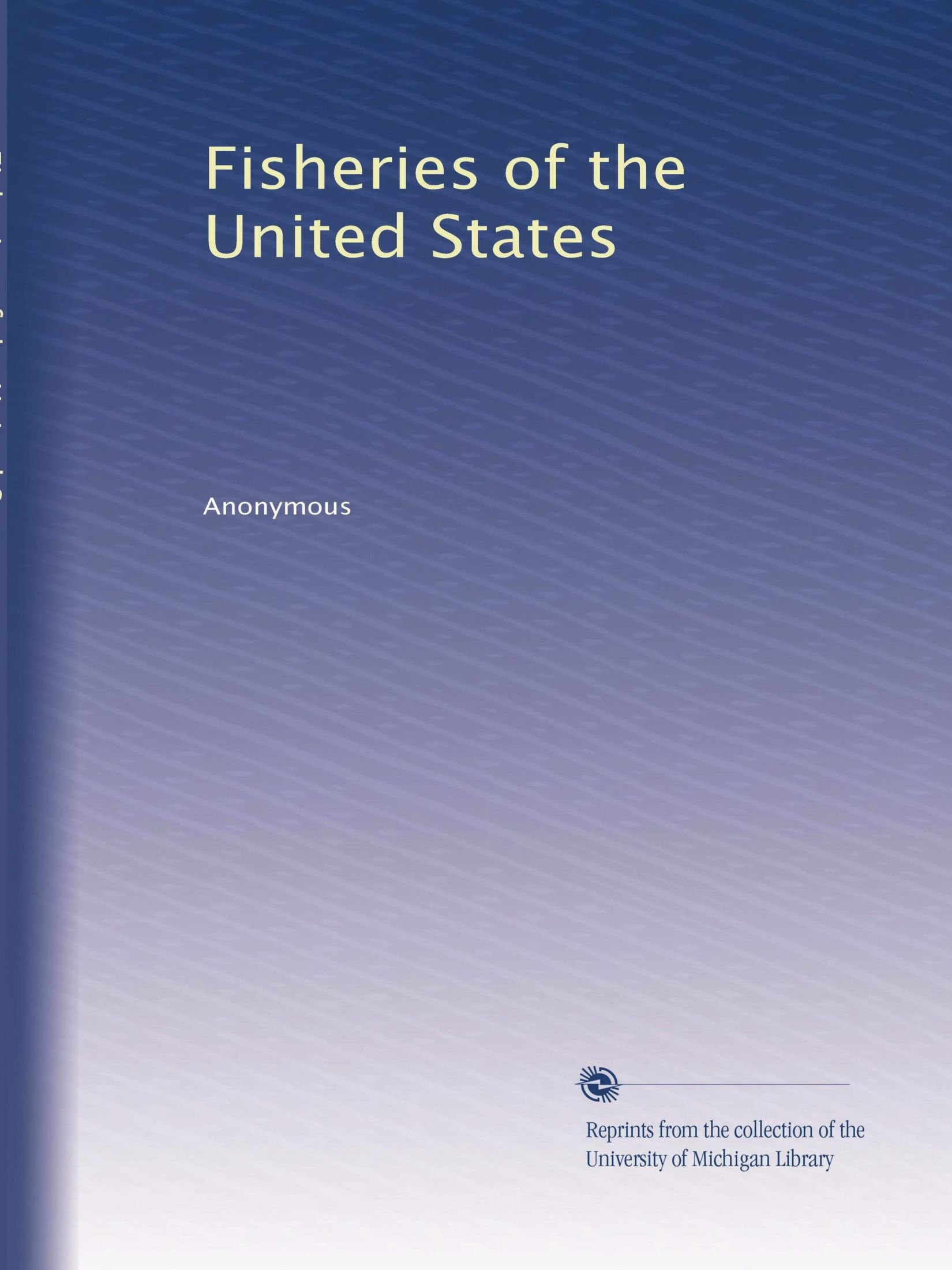 Download Fisheries of the United States pdf epub