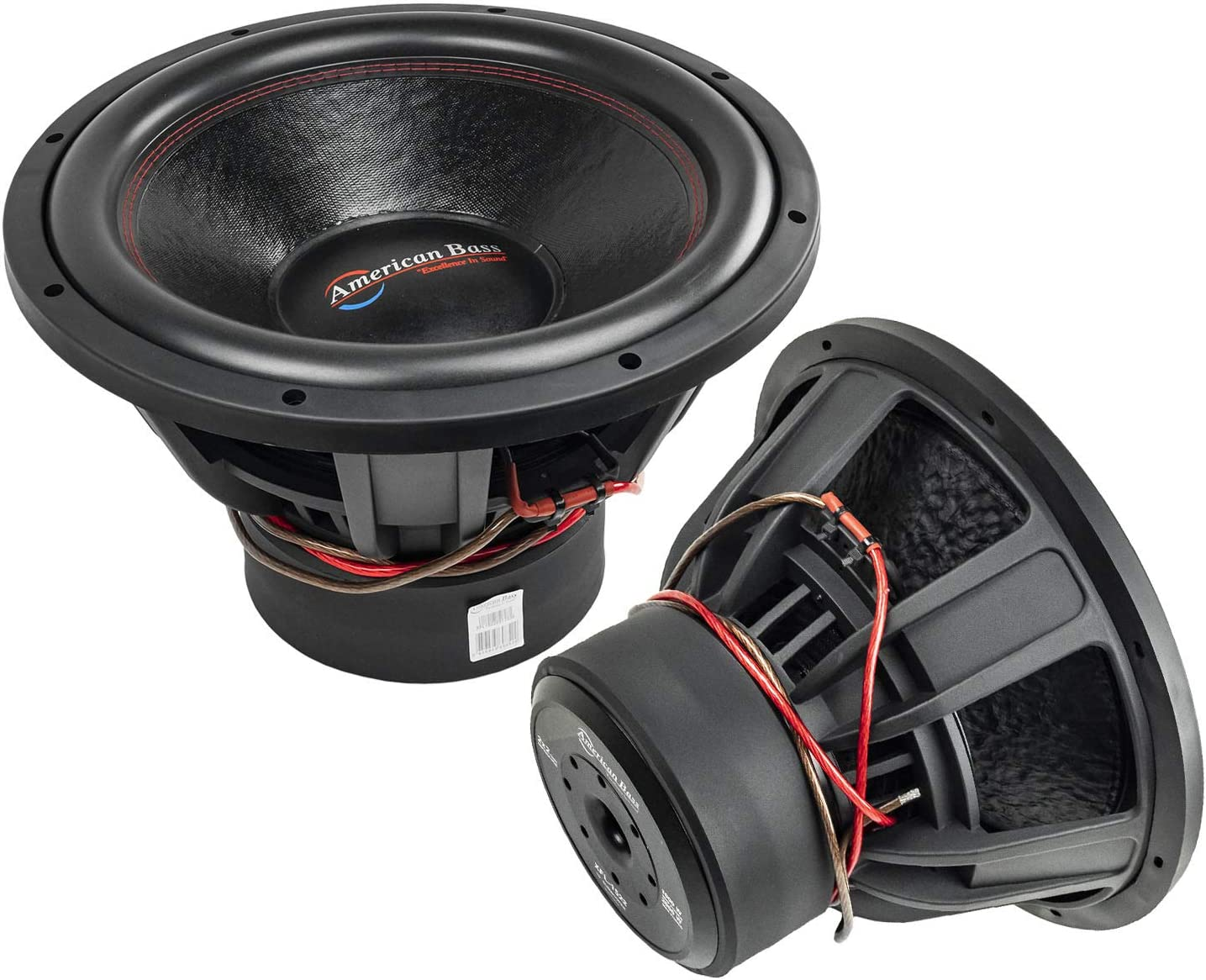 American Bass XFL-1522 15