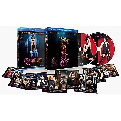 Cabaret 1972 BD + DVD de Extras + Postales Edición Limitada y Numerada [Blu-ray]