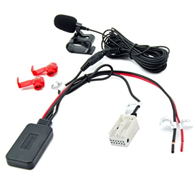 BLUETOOTH Musik Adapter MERCEDES Comand NTG 2 Navi Radio MP3 Audio 20 50 APS