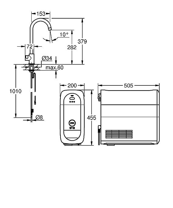 Beste Kohler Herausziehen Spray Küchenarmatur Reparatur Ideen ...