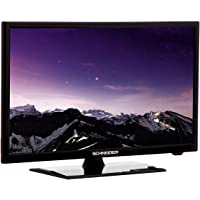 Schneider TV 22 LED HD USB DVR 12V HDMI Negra