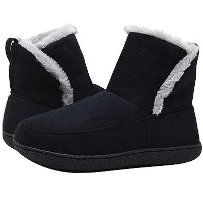 UBXRIN Women's Comfort Booite Slippers Memory Foam Fleece Fuzzy Boots Slip-on House Shoes Indoor Outdoor | Slippers