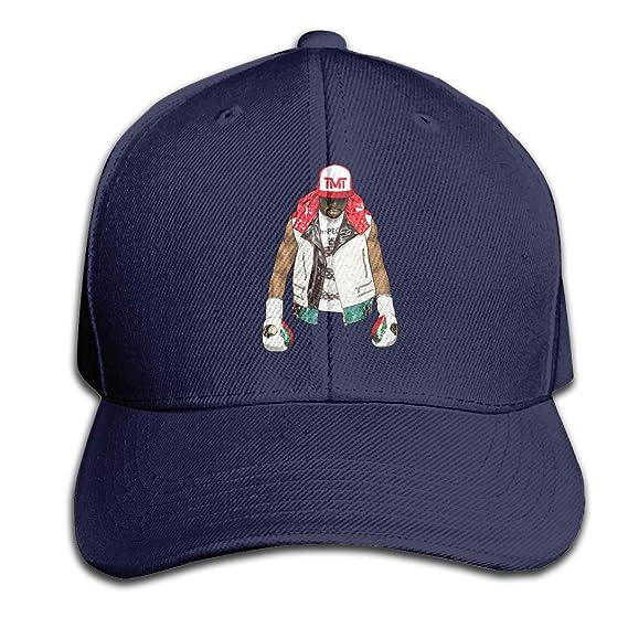 LouisBerry Logotipo de Floyd-Mayweather TMT Gorra Pure Color ...