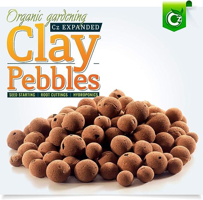 Canna Aqua Clay Pebbles 45 Litres Growing Media Balls Pellets