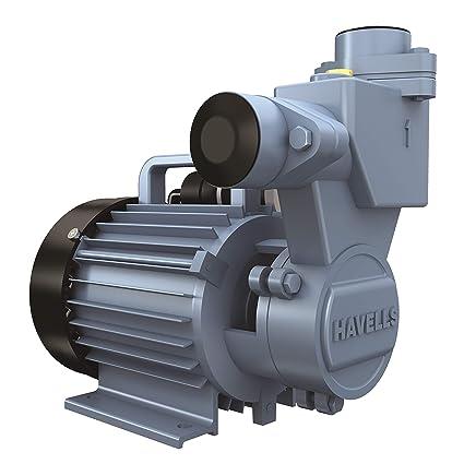 Havells Hi-Flow MP2-0 5HP 1PH Centrifugal Pump (Grey)
