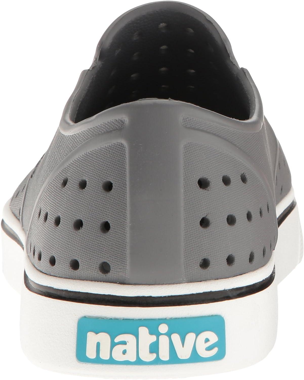 Dublin Grey//Shell White J5 M US Miles Junior Native Shoes