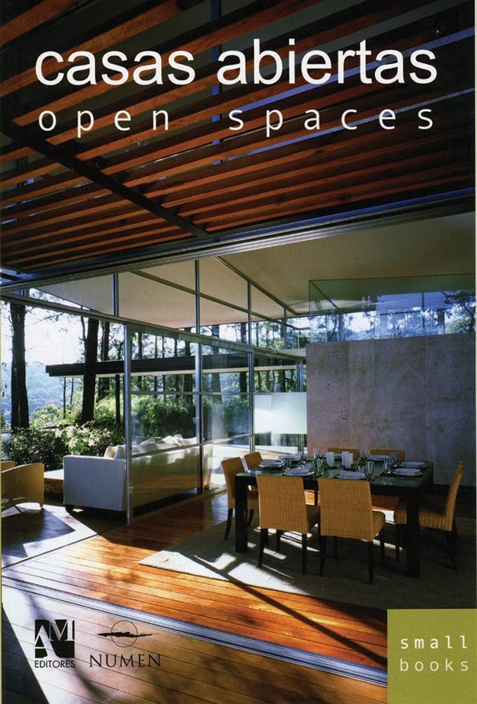 Open Spaces (Small Books) (Inglés) Tapa blanda – 1 jun 2007 Fernando de Haro 9709726447 Decorating - General Decoration & Ornament