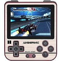 Retro Spelcomputer Anbernic RG280V, Retro Game Console met 32G TF Card 14000 Games, Retro Spelconsole Quad core…