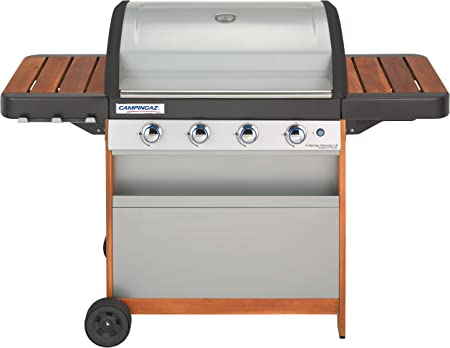 Barbecue à gaz Campingaz 4 Series Woody LX