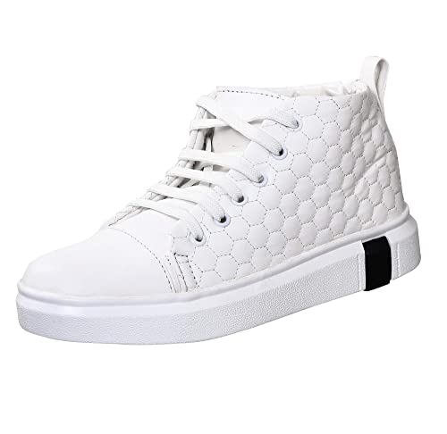 72b0cf3d498 CatBird Women s Faux Leather Sneakers  Buy Online at Low Prices in ...
