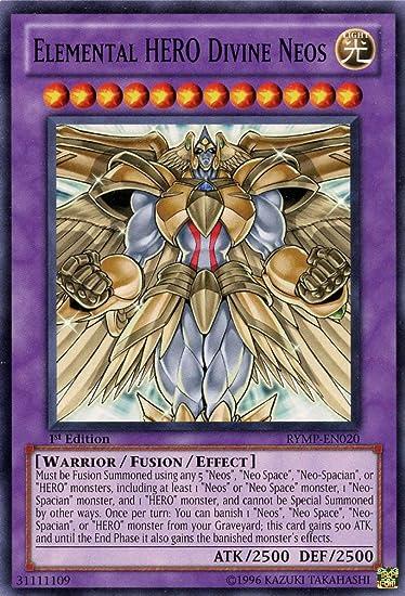 Elemental HERO Divine Neos 1... RYMP-EN020 - Ra Yellow Mega-Pack Yu-Gi-Oh!