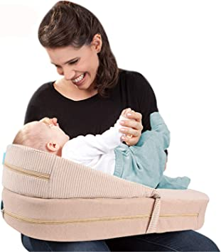 Nursing Breastfeeding Breast Feeding Baby Support Pillow Adjustable Memory Foam