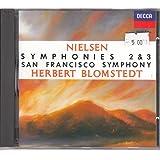 Nielsen:Symphonies 2&3