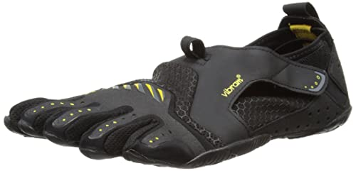 dc06a8b97cc Vibram 5 Fingers Mens Signa Water Shoes 13M0201 Multicoloured  (Black/Yellow),7