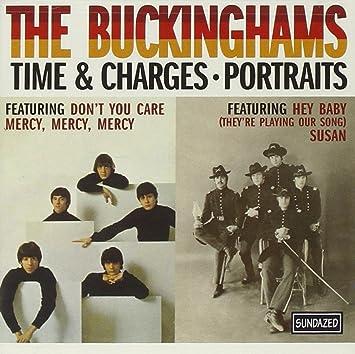 amazon time charges portraits buckinghams ポップス 音楽