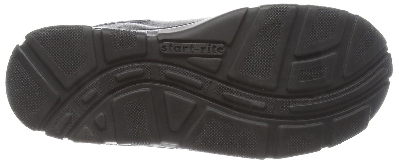 Start-Rite 2273_7 - Normal - Zapatillas de Cuero para Chico, Color Negro, Talla 27