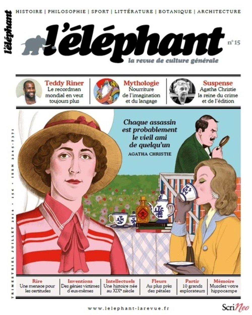 L'éléphant : La revue 15 (15)