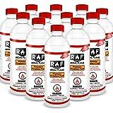 Regal Flame Prime Ventless Bio Ethanol Fireplace Fuel - 12 Quarts