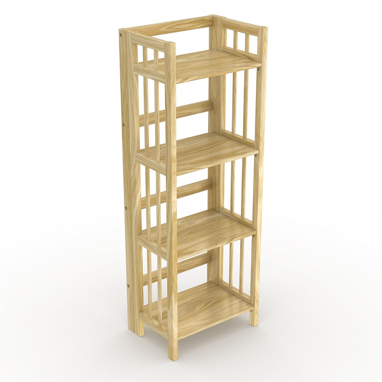 Amazon Com Stony Edge Fbc 16 Na No Assembly Folding Bookcase