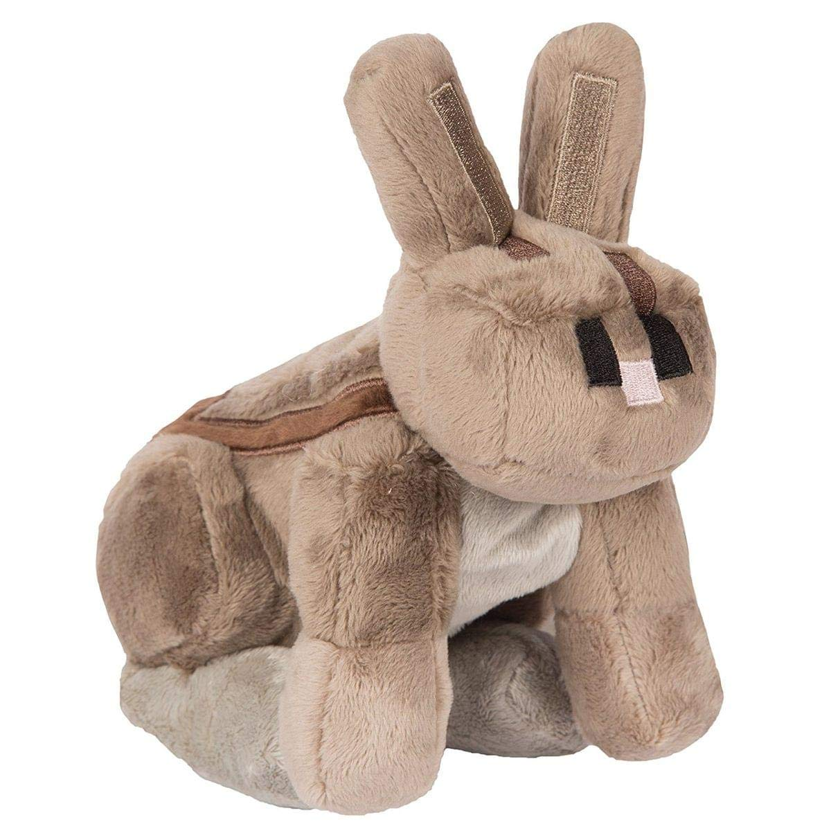 Minecraft 6365 8-Inch Rabbit Plush Toy
