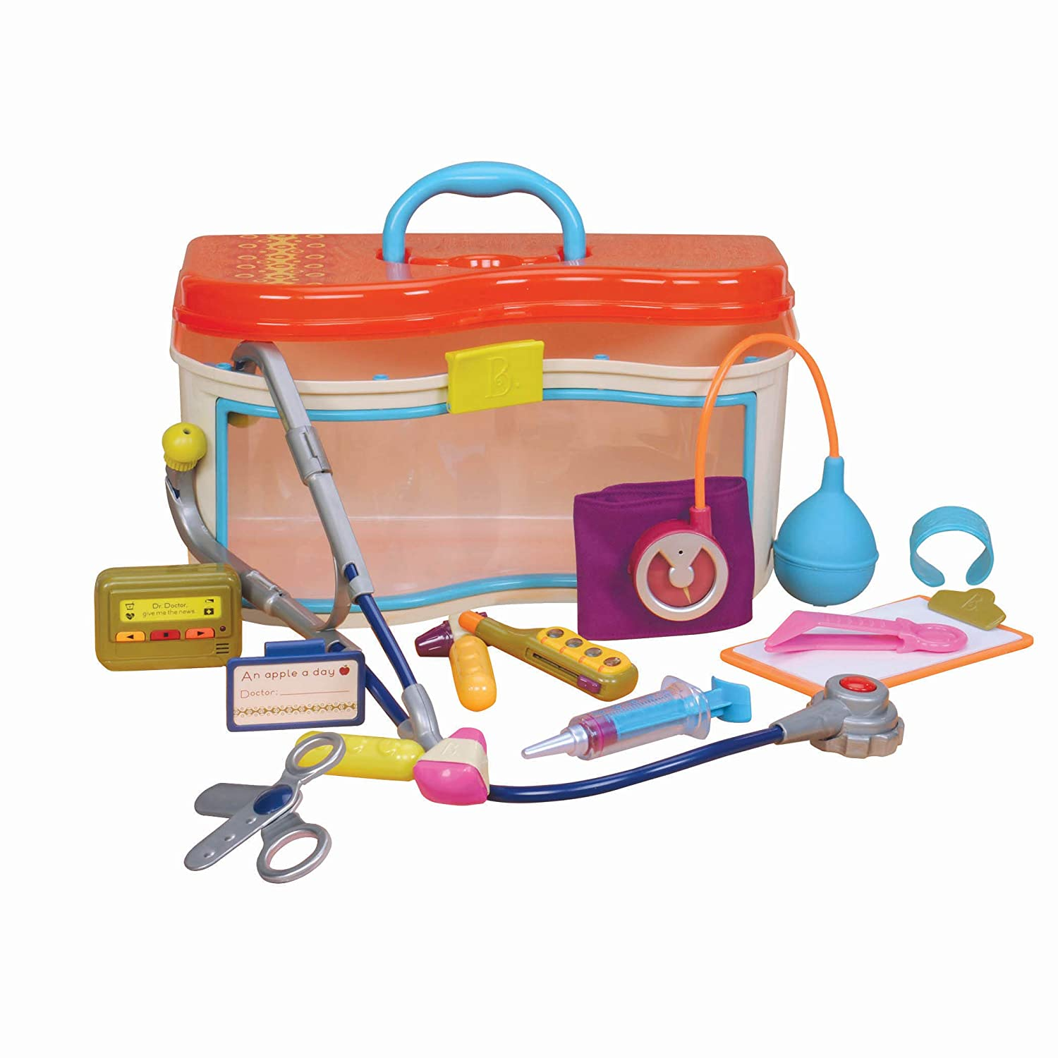 Top 9 Best Toy Doctor Kits Reviews in 2020 3