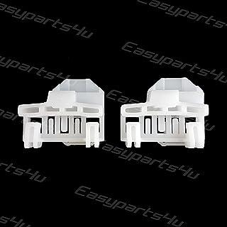 greitapigu.lt 2X Clips de Régulateur de Fenêtre Repair Kit pour VW Passat B5 1996-2005 / côté Droite/Leve vitre Avant Droite /