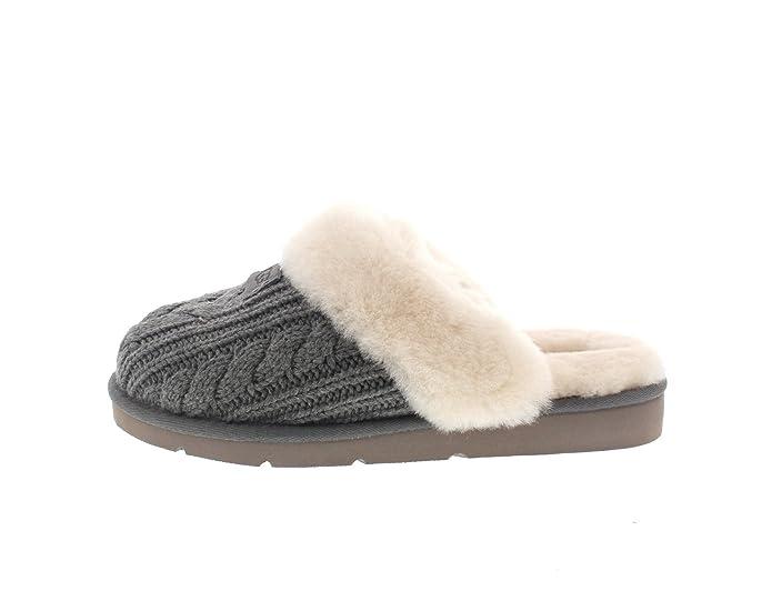 Ugg Schuhe - Cozy Knit Cable 1011517 - Heathered Grey, Größe:37: Amazon.de:  Schuhe & Handtaschen