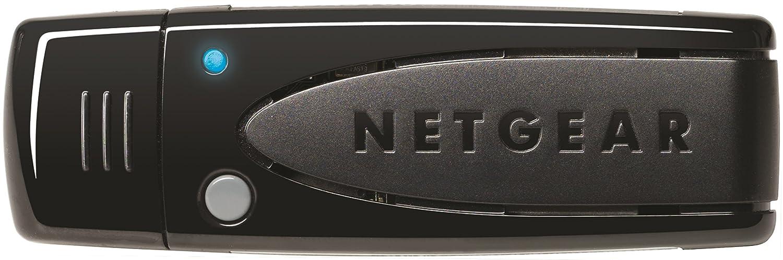 Adaptador de Red Nano inal/ámbrico USB WiFi N300, WPS Netgear WNA3100M-100PES