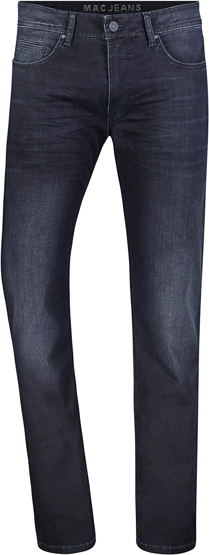 MAC Jeans Men's Arne Jeans Dark Blue Od Black H796