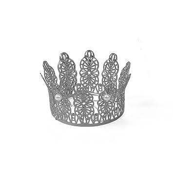 couronne princesse accessoire dguisement adulte enfant argent - Couronne Princesse Adulte