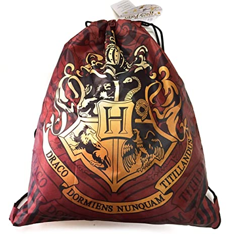 Harry Potter - Saco Mochila Unisex 41x34 cms SURTIDO