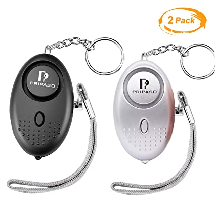 Security & Protection 2019 New Designed Mini Led Light Personal Alarm Keychian For Women Girls Kids Elderly Personal Security Keychain Alarm
