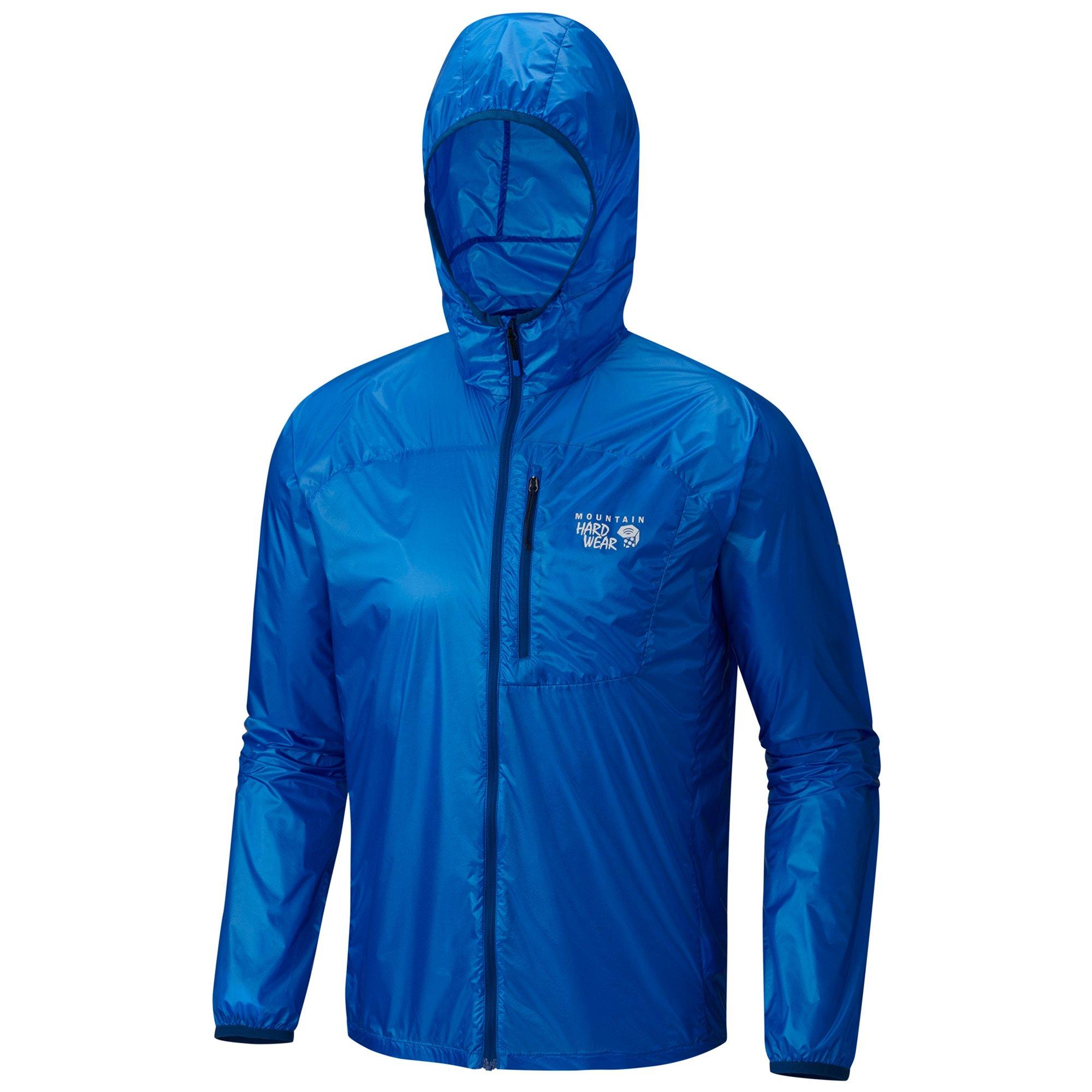 Mountain Hardwear Men's Ghost Lite Jacket, Altitude Blue, L by Mountain Hardwear