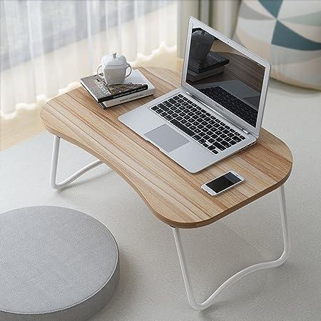 mesa plegable ZZHF computadora Individual para Todos/Escritorio ...