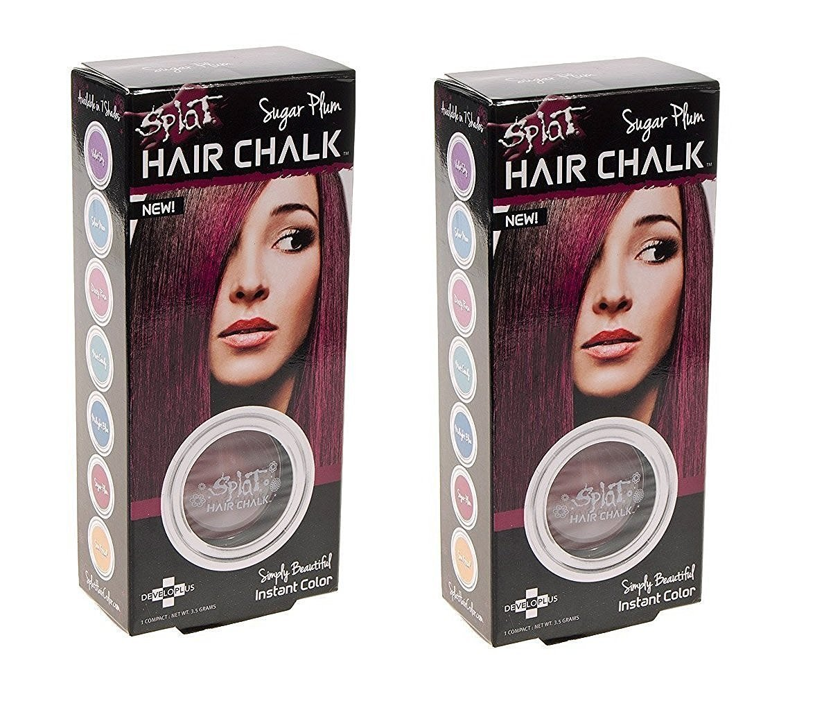 Amazon Splat Hair Chalk Sun Kissed Kit Beauty