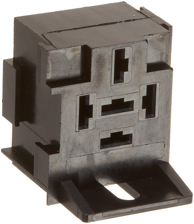 Hella H84989011 5 Terminal Mini Relay Socket Bracket Crimp Automotive