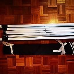 KitGarden - Carpa Plegable 2x2 Multifuncional, Beige, Deluxe 2x2: Amazon.es: Jardín