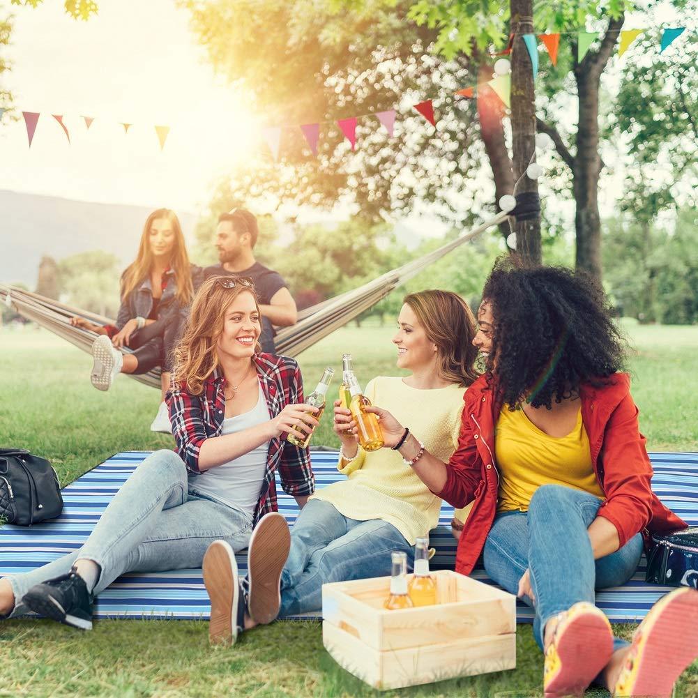 SHKY SHKY SHKY Picknickdecke mit wasserfester Unterlage, verdickte Picknickkissen für Strandcamping, Ruhende Ruhetage für die Familie, Garten, Camping, Reisen B07Q5TCDMQ Picknickdecken Qualität und Quantität garantiert 94cef0