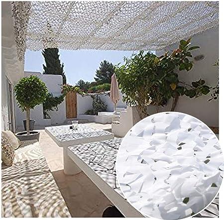 OAREA 3x4M Bleu Camo Filet pour Jardin Parasol Camouflage D/écoration Chasse Camo Net Stores