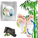 Nuubu Detoxifying Foot Patches, Nubuu Foot Patches, Foot Care Magic Patch , Natural Cleansing Foot Pads Sleep Better (20pcs)