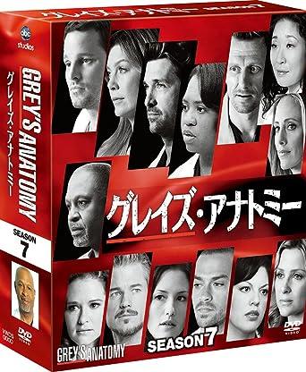 Amazon.com: TV Series - Grey\'s Anatomy Season 7 Compact Box (12DVDS ...