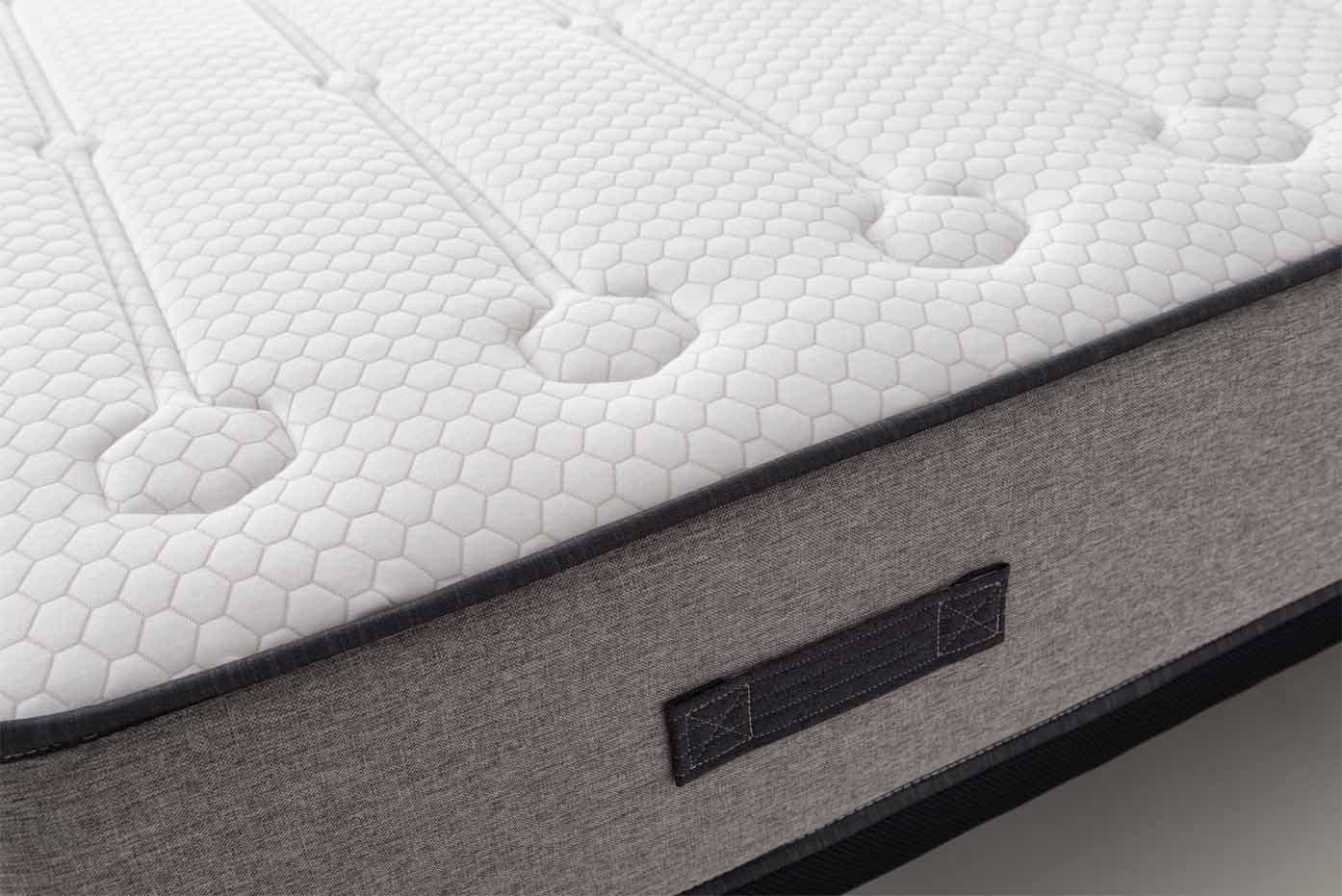 MAXCOLCHON Pack Colchon Sport Fresh-Gel + Almohada + Canape Abatible 135x190: Amazon.es: Hogar