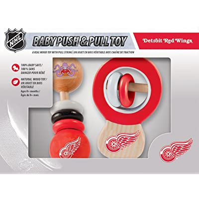 MasterPieces NHL Baby Rattle, 2-Pack: Sports & Outdoors